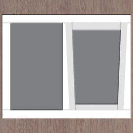 2-vaks-raamkozijn-kiep-rechts